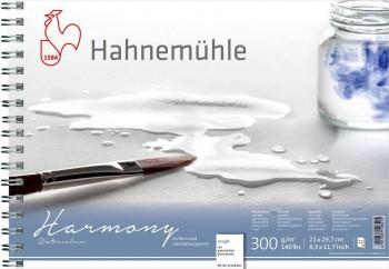 HAHNEMÜHLE HARMONY BLOC ACUARELA 12 HOJAS A4