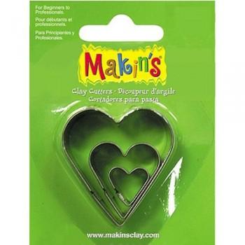 MAKIN'S SET 3 CORTADORES