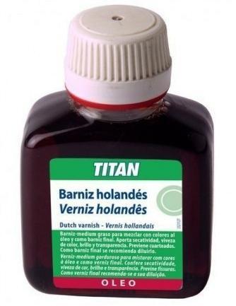 TITAN BARNIZ HOLANDÉS