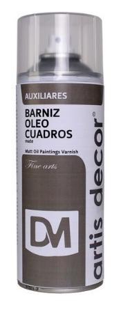 ARTIS DECOR BARNIZ ÓLEO CUADROS 400 ML