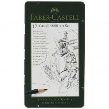FABER-CASTELL JUEGO DISEÑO 9000