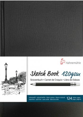 HAHNEMÜHLE SKETCH BOOK LIBRO ESBOZO 120 G/M2 - 62 HOJAS