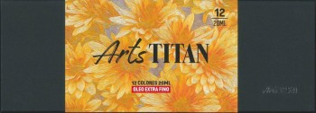TITAN OLEO EXTRA FINO SET 12 UDS