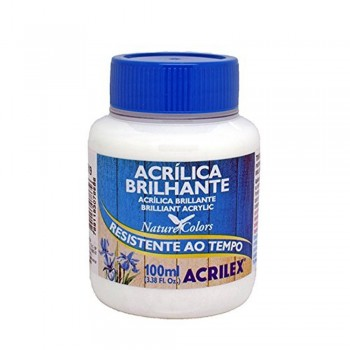 ACRILEX ARTESANATO BRILLANTE 100 ML