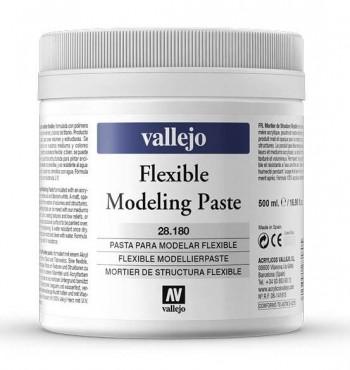 VALLEJO PASTA PARA MODELAR FLEXIBLE 500 ML