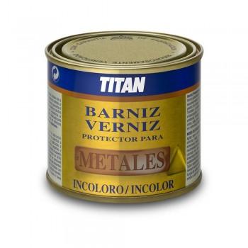 TITAN BARNIZ METALES 250ML