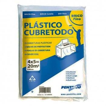 PENTRILO PRO CUBRETODO PLÁSTICO 4X5 M (20 M2)