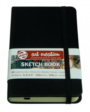 TALENS ART CREATION SKETCH BOOK 80 HOJAS 160 GR.