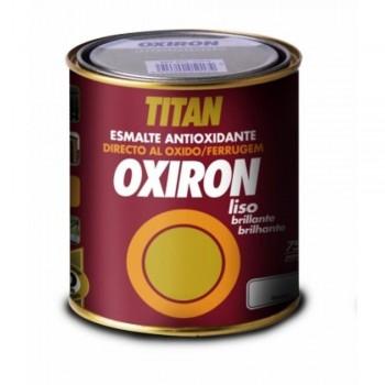 TITAN OXIRÓN ESMALTE ANTIOXIDANTE LISO BRILLANTE