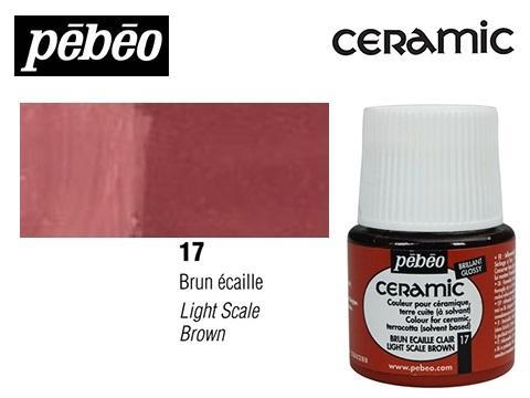 PEBEO CERAMIC 45 ML N. 17 CAREY