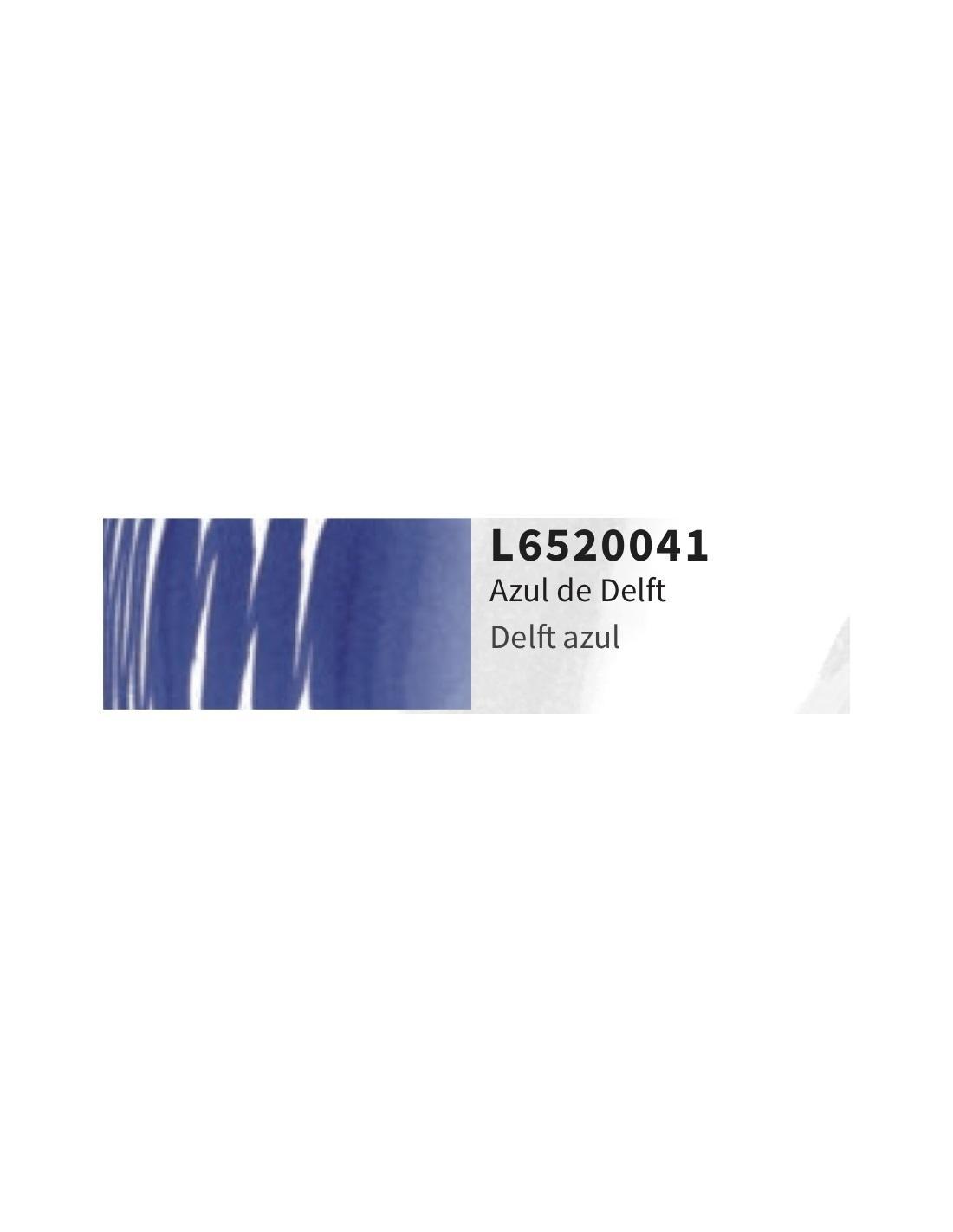 Rotulador Lyra Aqua Brush Duo Azul de Delft