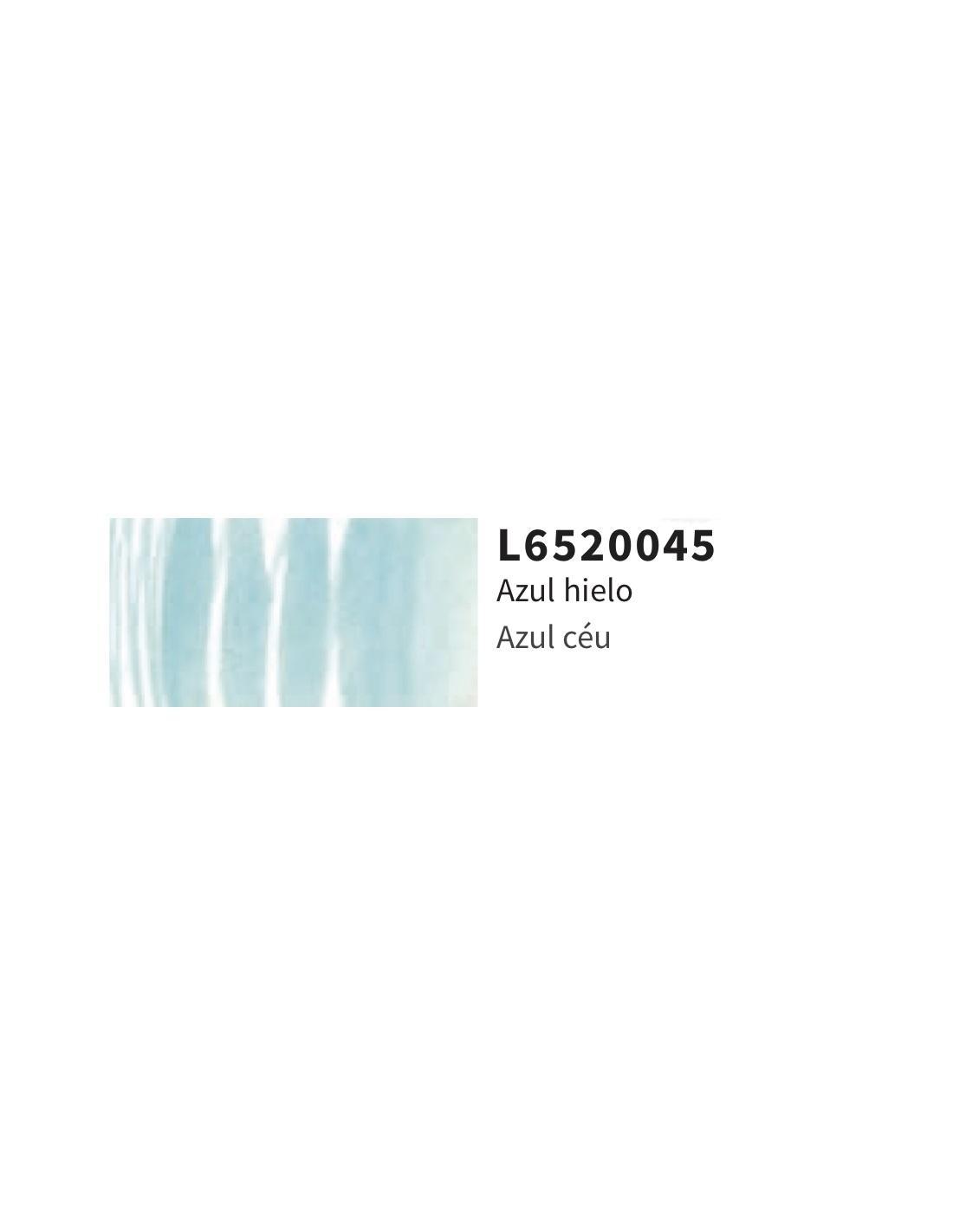 Rotulador Lyra Aqua Brush Duo Azul Hielo