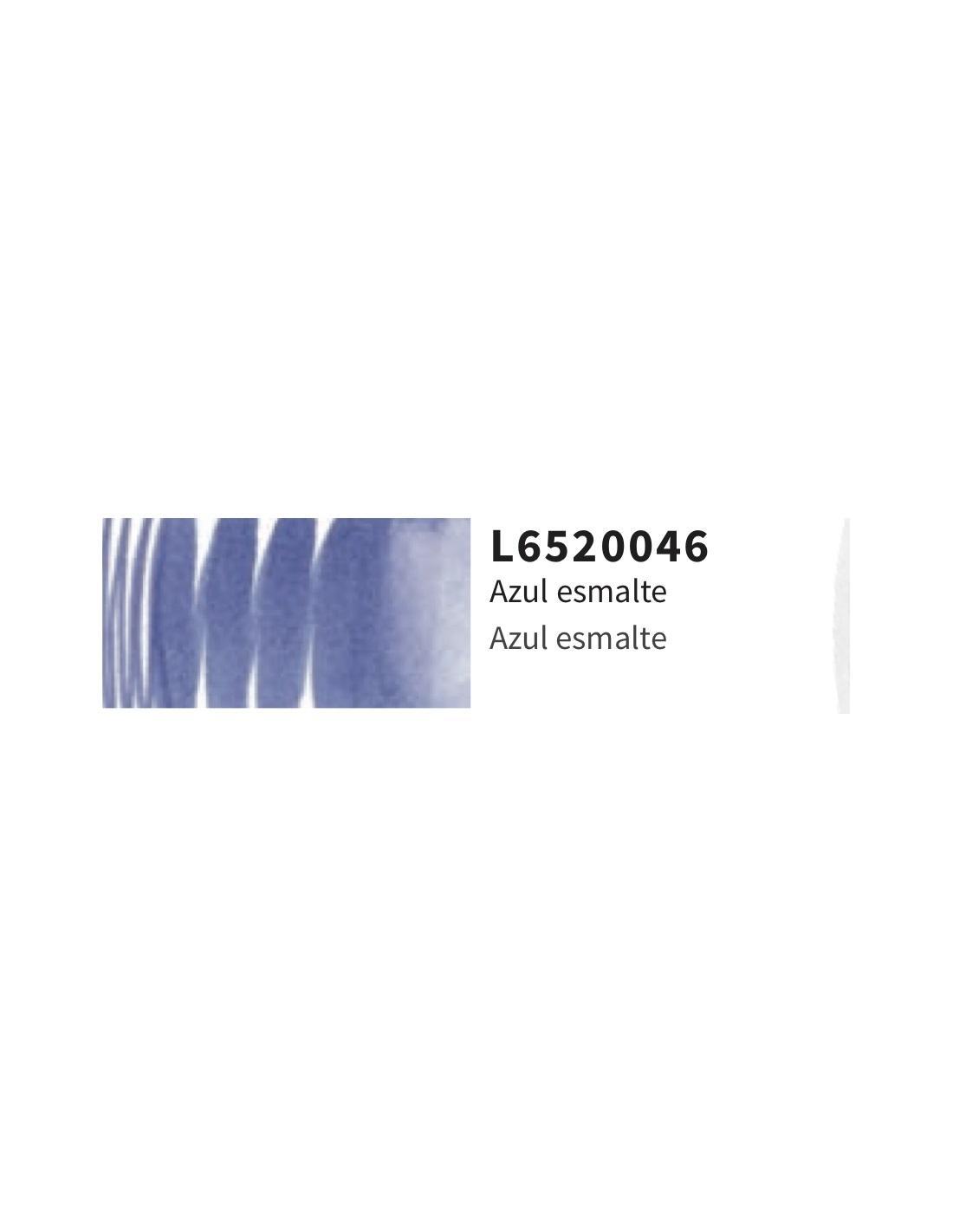 Rotulador Lyra Aqua Brush Duo Azul Esmalte