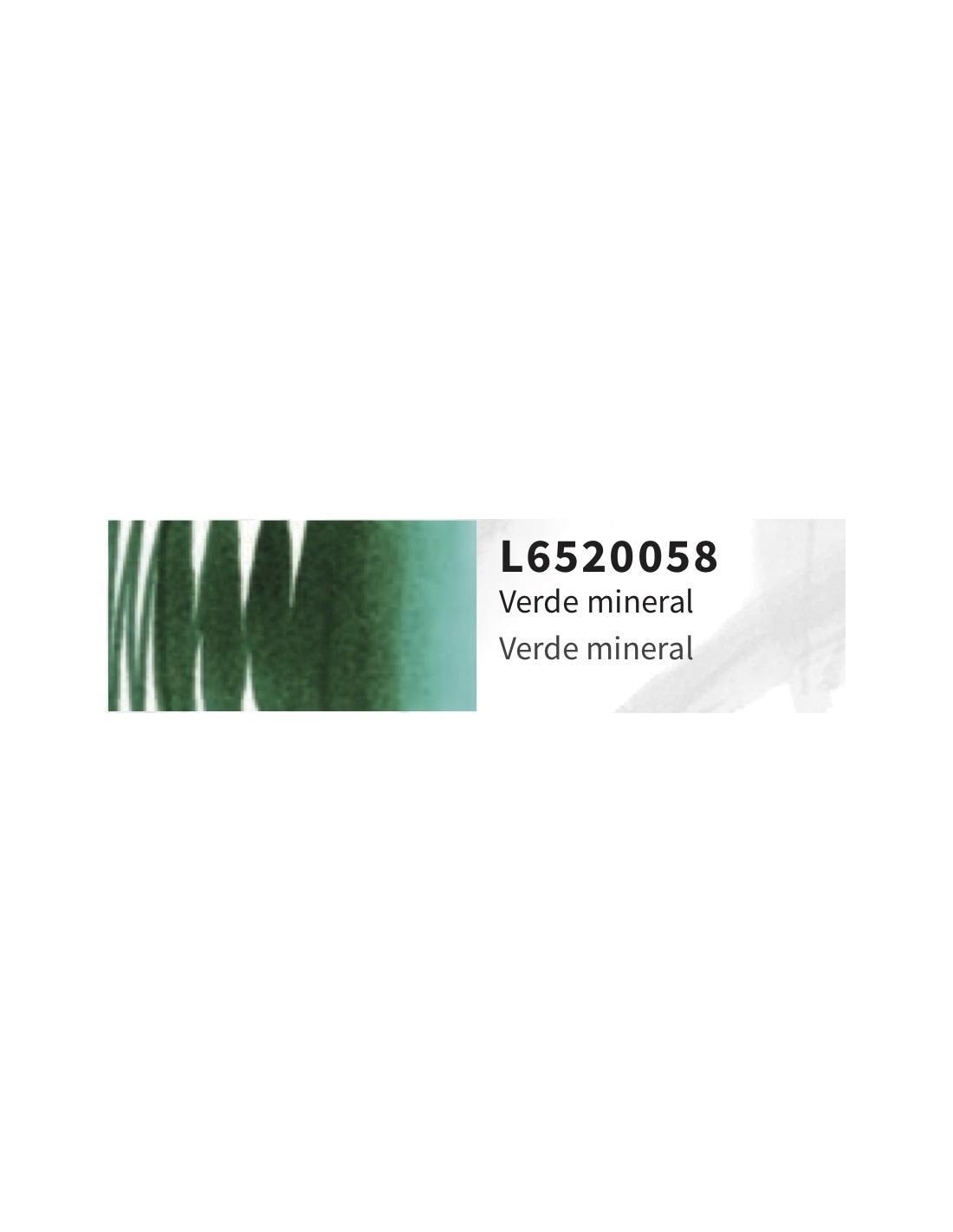 Rotulador Lyra Aqua Brush Duo Verde Mineral