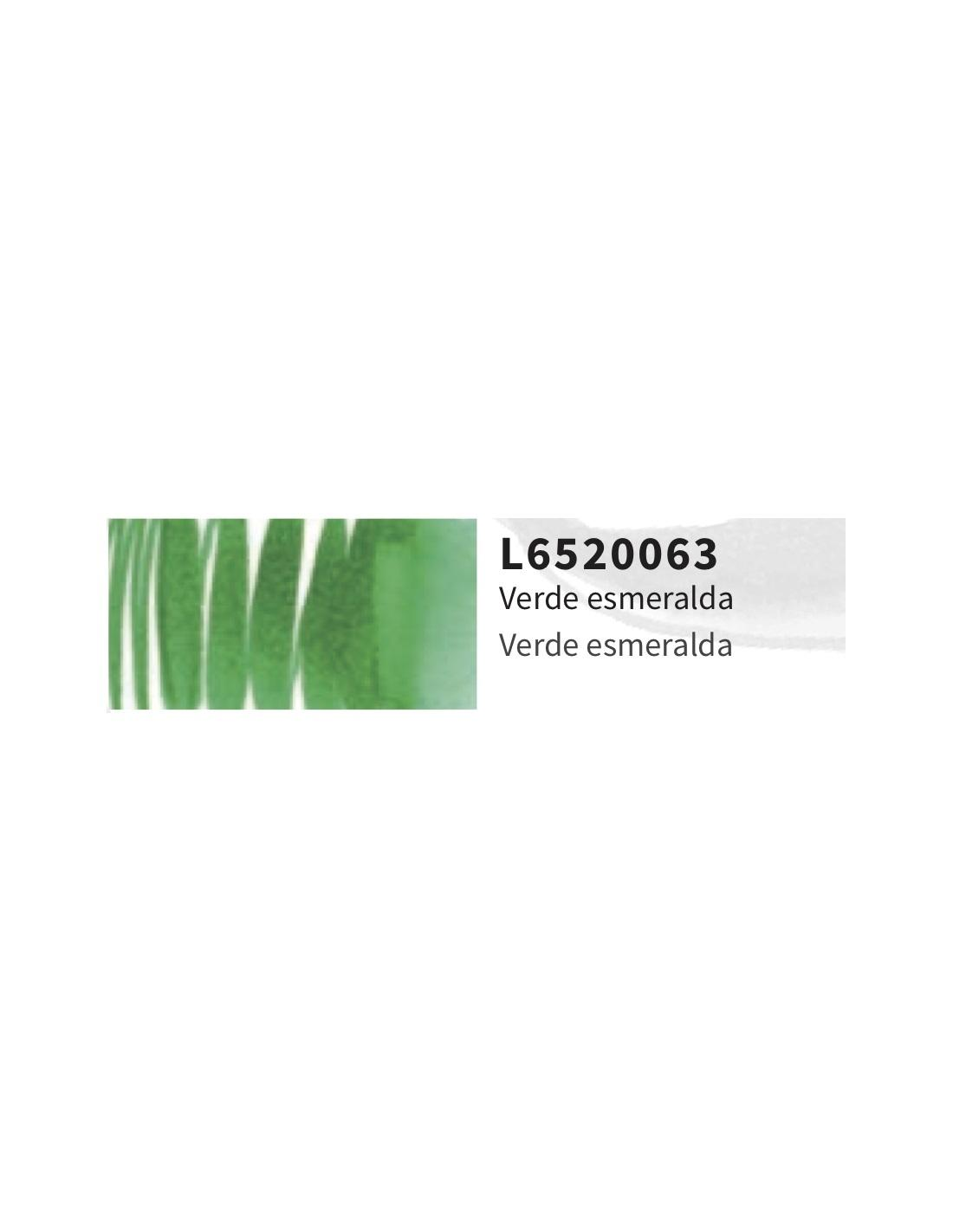 Rotulador Lyra Aqua Brush Duo Verde Esmeralda
