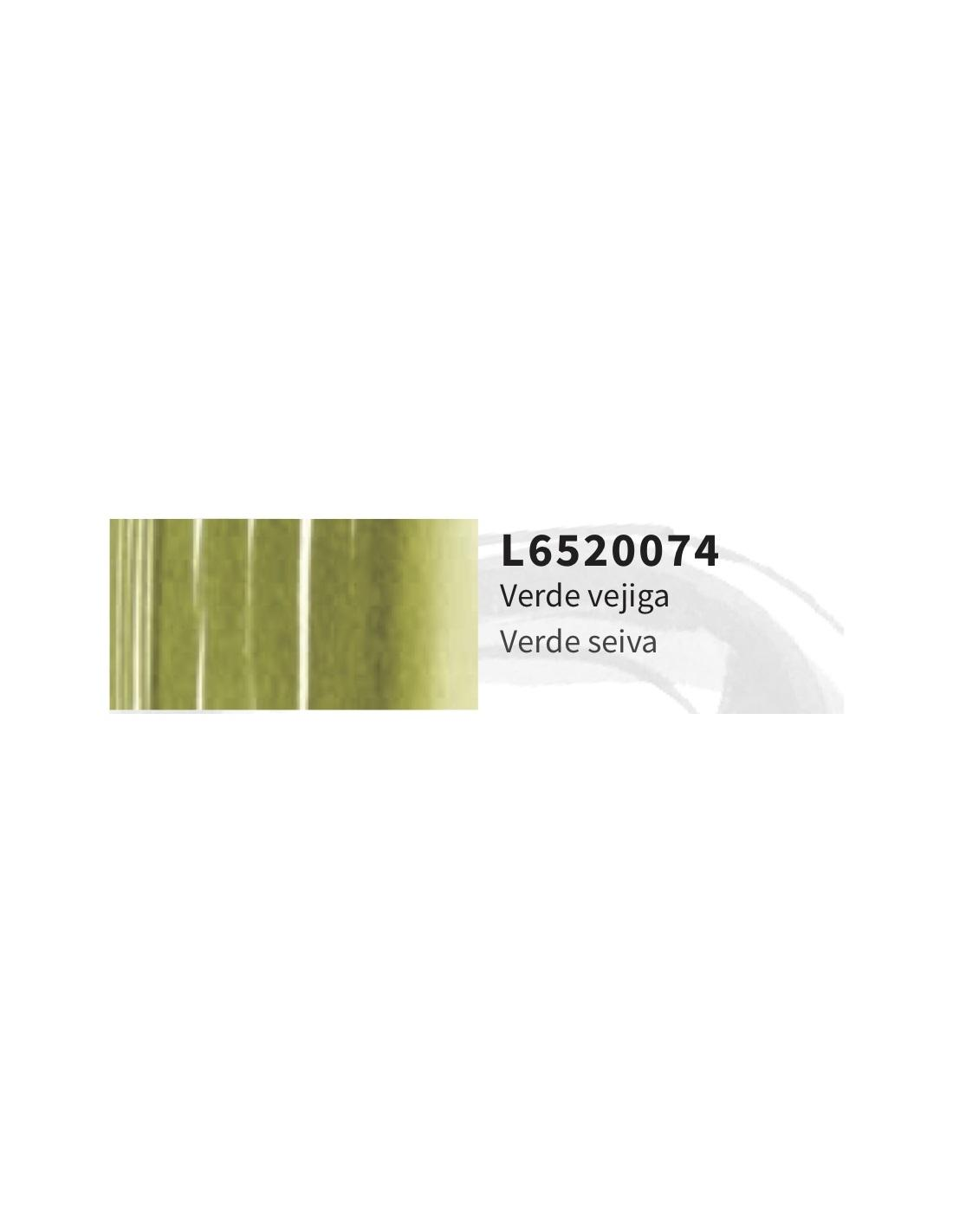 Rotulador Lyra Aqua Brush Duo Verde Vejiga