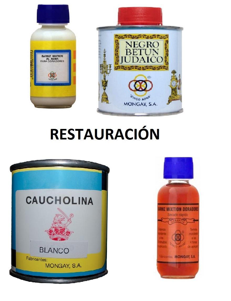 RESTAURACION - PRODUCTOS AUXILIARES